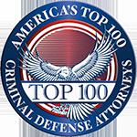 America's Top 100 Criminal Defense Attorneys