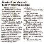 Drunken driver avoids jail